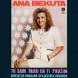 Ana Bekuta - 1991 - S  tobom srece ni za leka