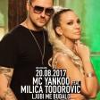 Mc Yankoo feat.  Milica Todorovic - Ljubi me budalo Dj Coso 2017