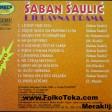Saban Saulic - 1994 - Ruzo nebeska