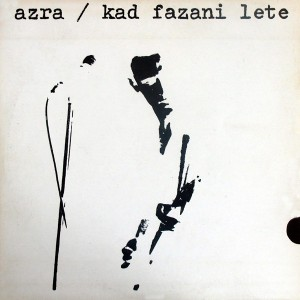 Azra - 1983 - Kao i jucer