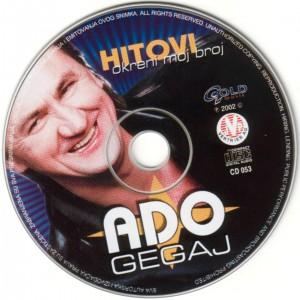 Ado Gegaj - 1987 - Okreni Moj Broj